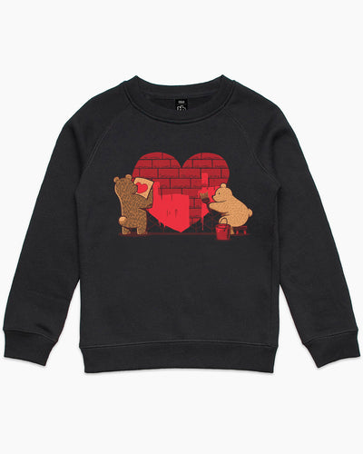 Building Our Love Kids Sweater Australia Online