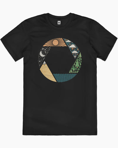 Capture Nature T-Shirt Australia Online