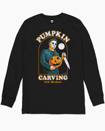 Carving with Michael Long Sleeve Australia Online