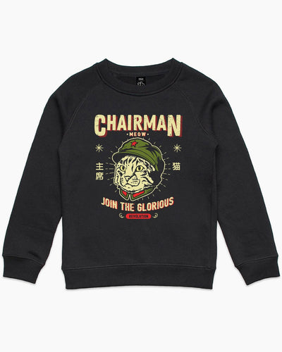 Chairman Meow Kids Sweater Australia Online
