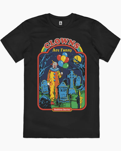 Clowns are Funny T-Shirt Australia Online