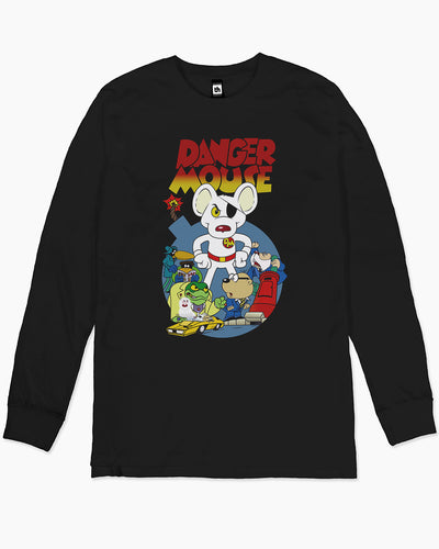 Danger Mouse Long Sleeve Australia Online