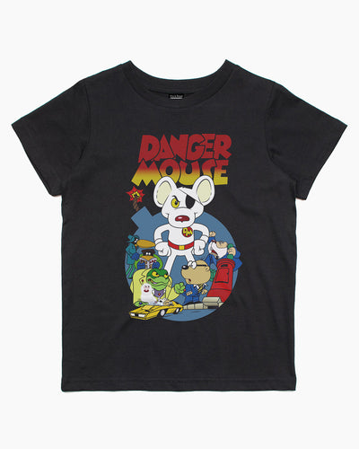Danger Mouse Kids T-Shirt Australia Online