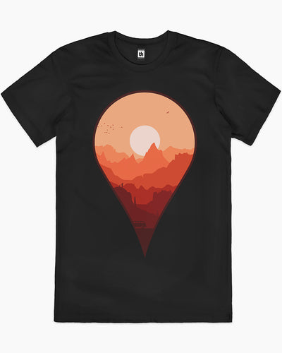 Destination Unknown T-Shirt Australia Online