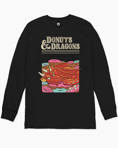 Donuts and Dragons Long Sleeve Australia Online