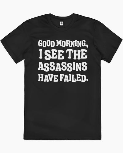 Failed Assassins T-Shirt Australia Online