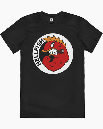 The Flying Hellfish T-Shirt Australia Online