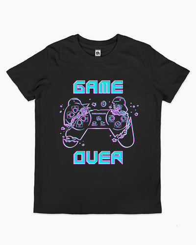 Game Over Kids T-Shirt Australia Online