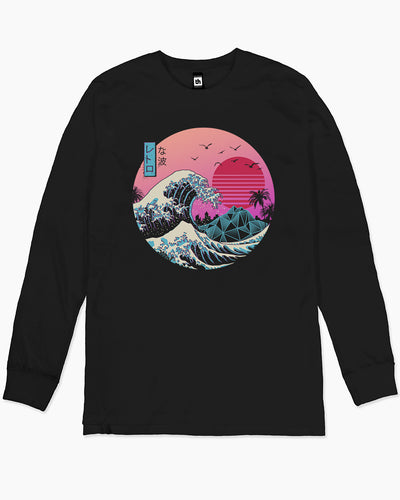 The Great Retro Wave Long Sleeve Australia Online