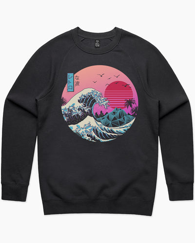 The Great Retro Wave Sweater Australia Online
