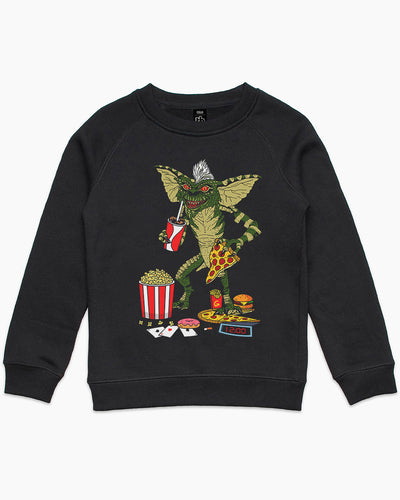 Gremlins Midnight Snack Kids Sweater Australia Online