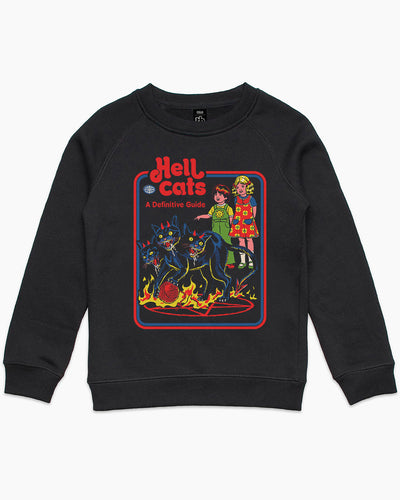 Hell Cats Kids Sweater Australia Online