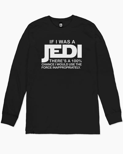 If I was a Jedi Long Sleeve Australia Online