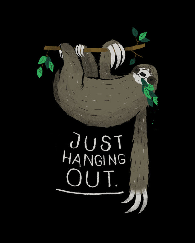 Just Hanging Out T-Shirt Australia Online