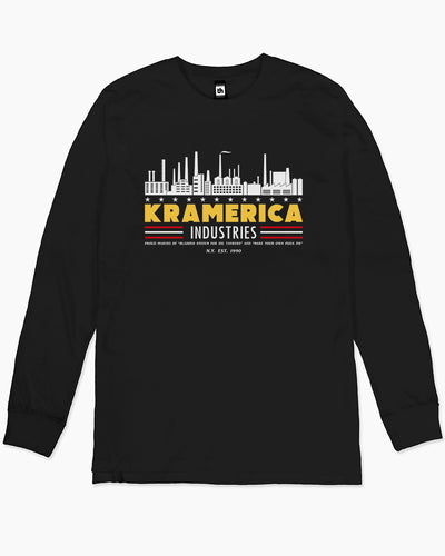 Kramerica Industries Long Sleeve Australia Online