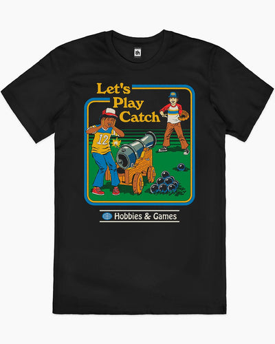 Let's Play Catch T-Shirt Australia Online