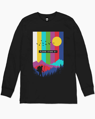 Life in Technicolour Long Sleeve Australia Online