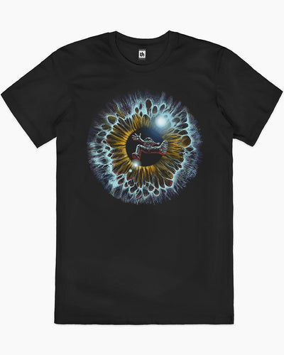 Lost in Your Eye Cosmic T-Shirt Australia Online