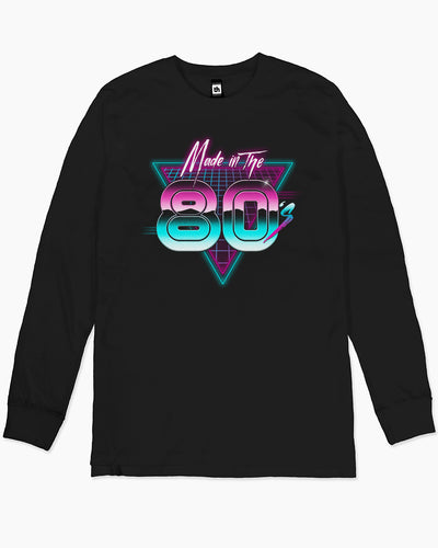 Made in the 80s Long Sleeve Australia Online