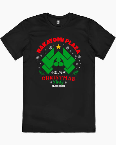 Nakatomi Christmas Party 1988 T-Shirt Australia Online