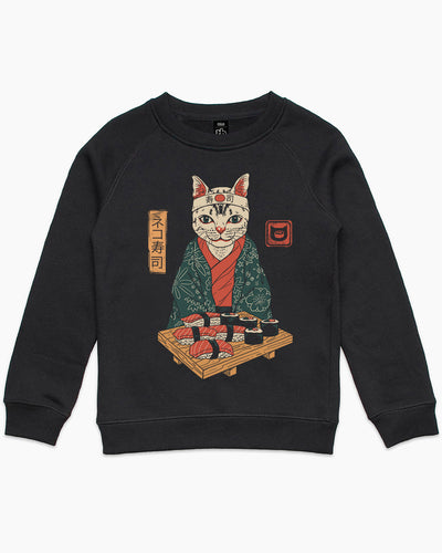 Neko Sushi Bar Kids Sweater Australia Online