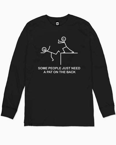 A Pat on the Back Long Sleeve Australia Online