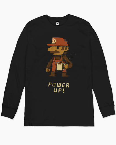 Power Up Long Sleeve Australia Online