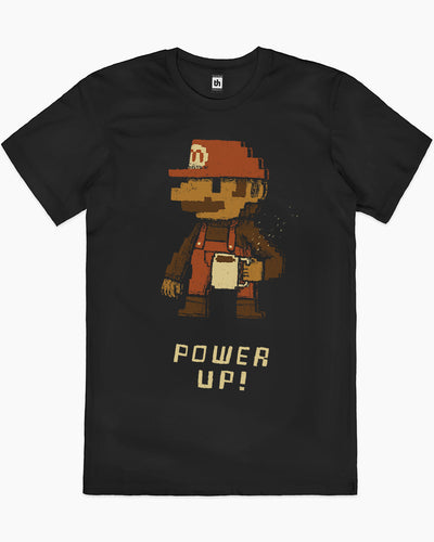 Power Up T-Shirt Australia Online