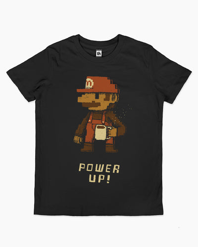 Power Up Kids T-Shirt Australia Online