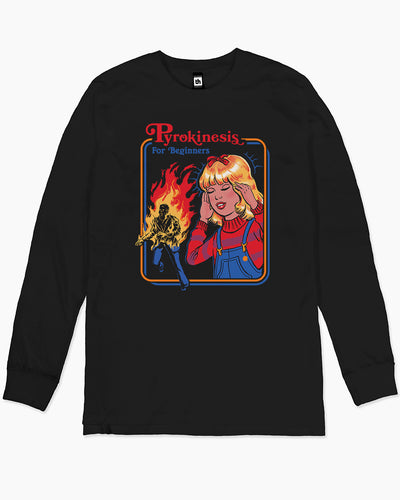 Pyrokinesis for Beginners Long Sleeve Australia Online