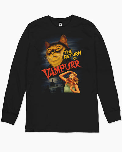 The Return of Vampurr Long Sleeve Australia Online