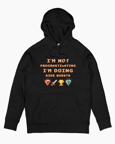 Side Quests Hoodie Australia Online