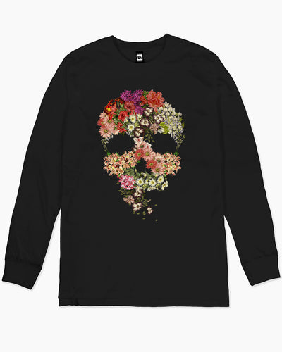Skull Floral Decay Long Sleeve Australia Online