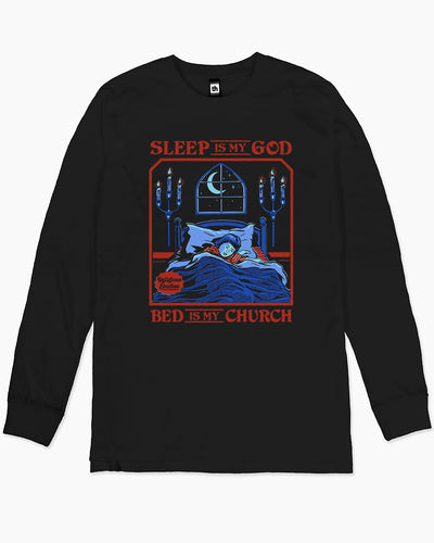 Sleep is My God Long Sleeve Australia Online