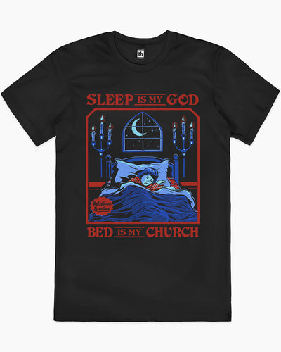 Sleep is My God T-Shirt Australia Online