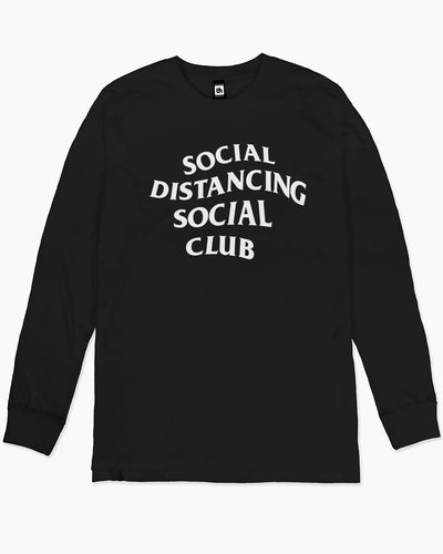 Social Distancing Social Club Long Sleeve Australia Online
