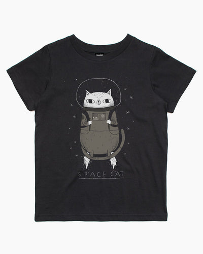 Space Cat Kids T-Shirt Australia Online