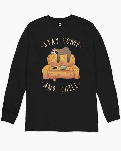 Stay at Home and Chill Long Sleeve Australia Online
