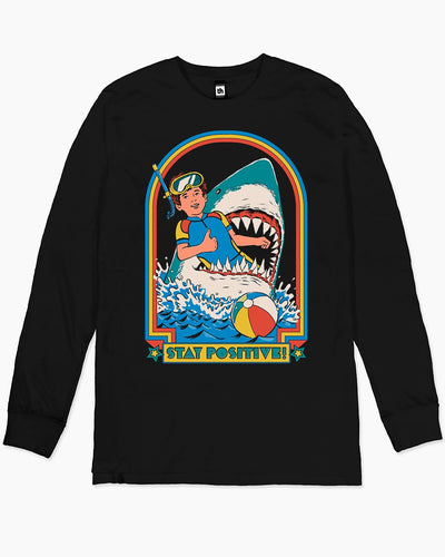 Stay Positive Long Sleeve Australia Online
