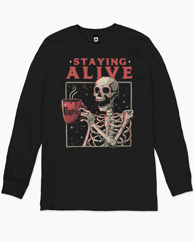 Staying Alive Long Sleeve Australia Online