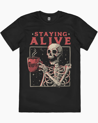 Staying Alive T-Shirt Australia Online