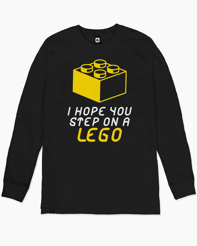 Step On A Lego Long Sleeve Australia Online
