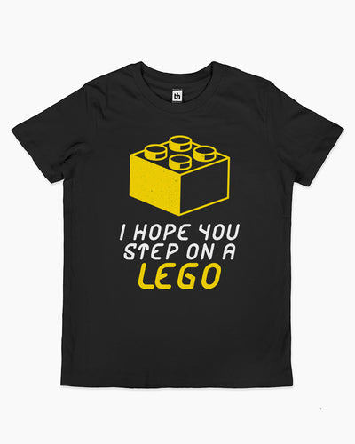 Step On A Lego Kids T-Shirt Australia Online