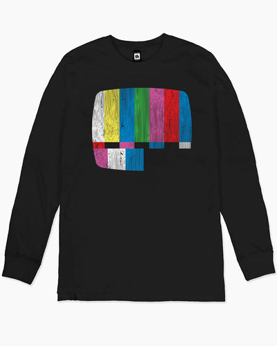Test Pattern Alternate Long Sleeve Australia Online
