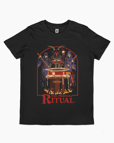 The Morning Ritual Kids T-Shirt Australia Online