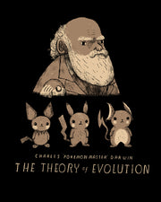 The Theory of Evolution T-Shirt Australia Online