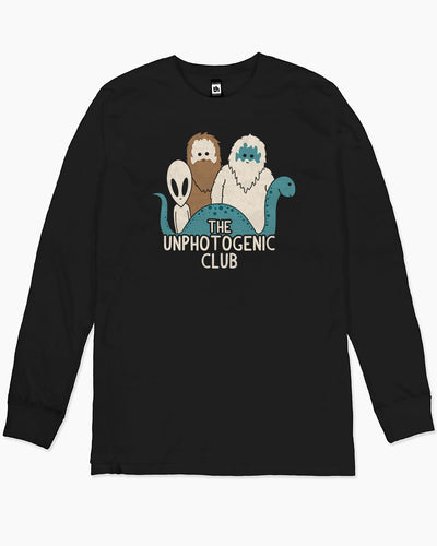 The Unphotogenic Club Long Sleeve Australia Online