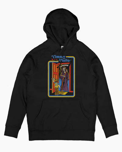 Timmy Has a Visitor Hoodie Australia Online