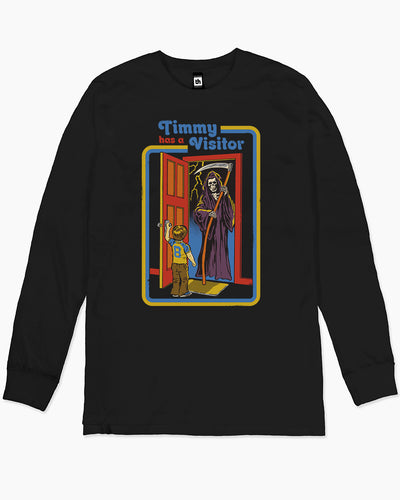Timmy Has a Visitor Long Sleeve Australia Online