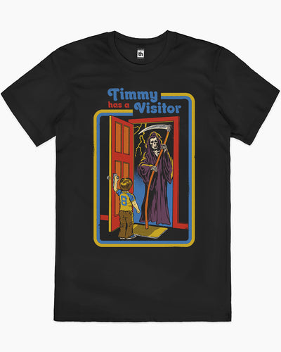 Timmy Has a Visitor T-Shirt Australia Online